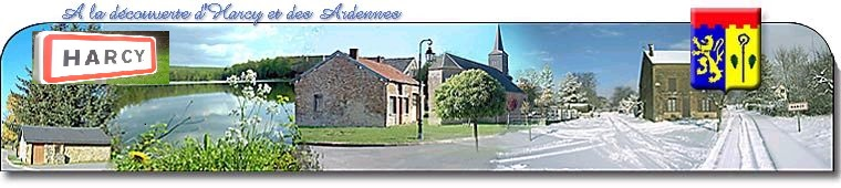 Mairie d'Harcy © Powered by Anthelie